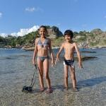 Isola Bela beach